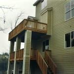 Cedar Deck & Railing