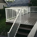 TimberTech Composite Deck & Steel Railing