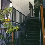 Aluminum Railing for Apartments